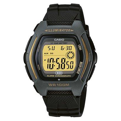 Relógio Casio Digital HDD - 600 - Unissex