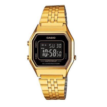 Relógio Casio Digital LA680WGA-1BDF
