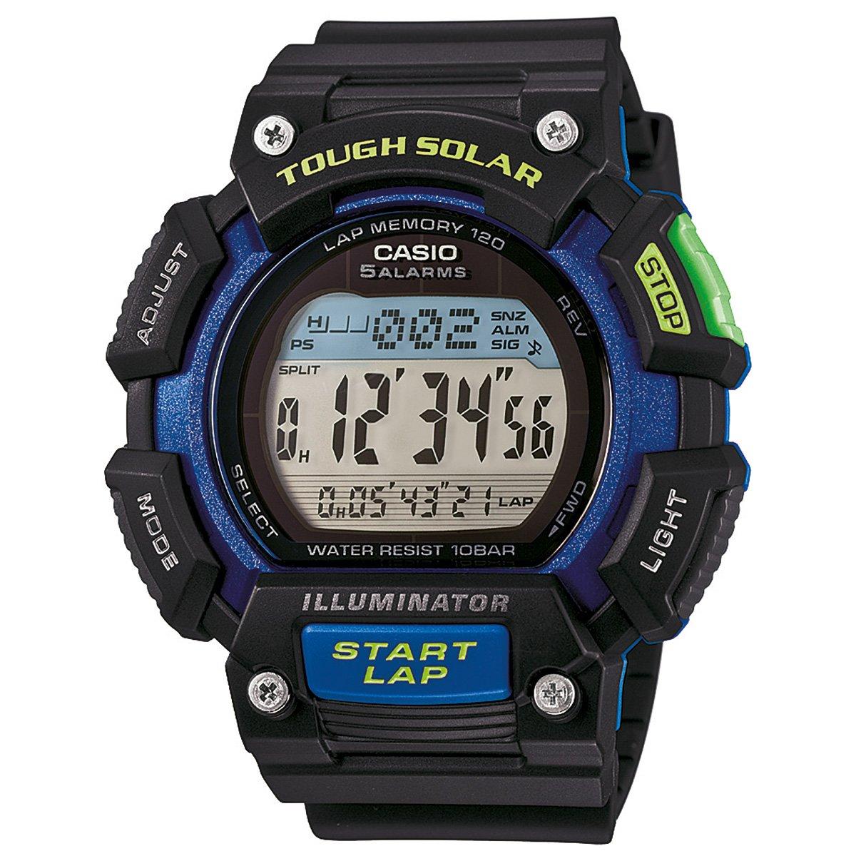 37d98ba7021 Relógio Casio Digital STL-S110H - Compre Agora