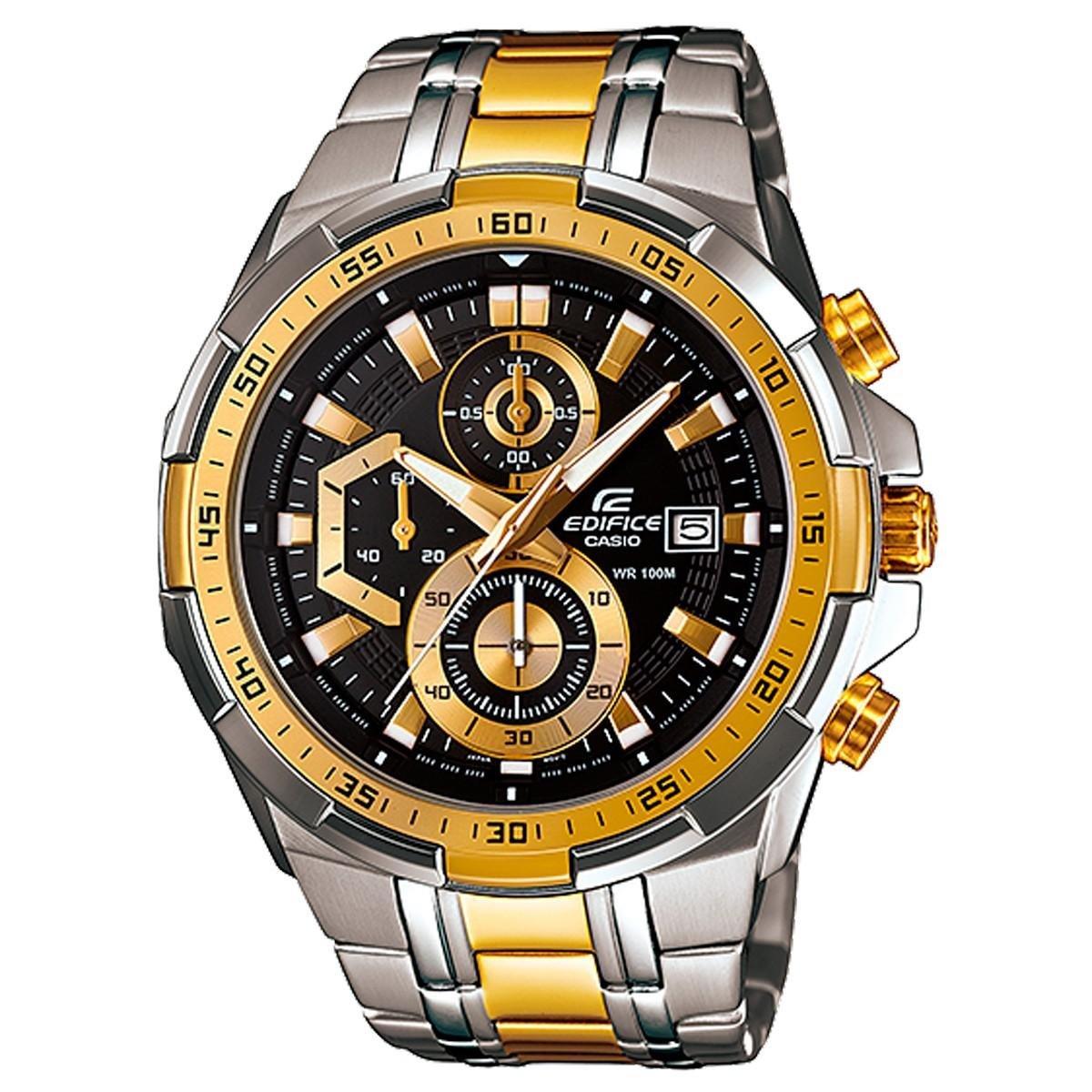 2d96e4821c3 Relógio Casio Edifice EFR-539ZSG-1AVUDF - Compre Agora