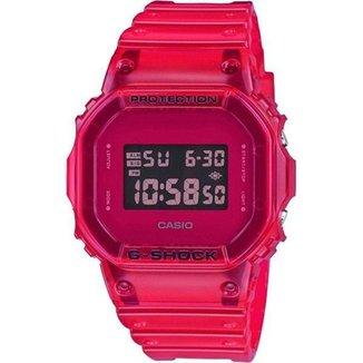 Relógio Casio G-Shock DW-5600SB-4DR Resistente a choques
