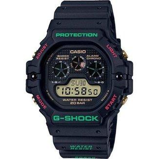 Relógio Casio G-Shock DW-5900TH-1DR Revival Resistente a choques