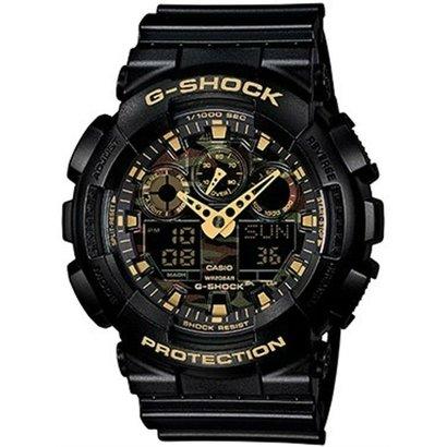 Relógio Casio G-Shock Ga-100Cf-1A9Dr - Unissex - Preto