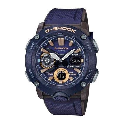 Relógio Casio G-Shock Ga-2000-2Adr Masculino