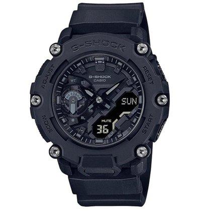 Relógio Casio G-Shock GA-2200BB-1A Preto