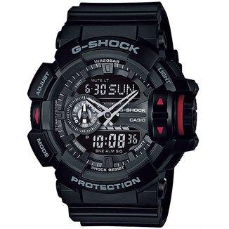 Relógio Casio G-Shock Ga-400-1Bdr