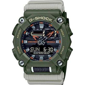 Relógio Casio G-Shock GA-900HC-3ADR Série Hidden Coast