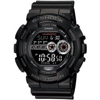 Relógio Casio G-Shock Gd-100-1Bdr