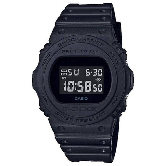 Relógio Casio G-Shock Masculino - Preto