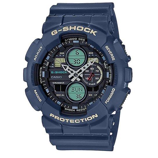 Relógio Casio G-Shock Masculino - Azul