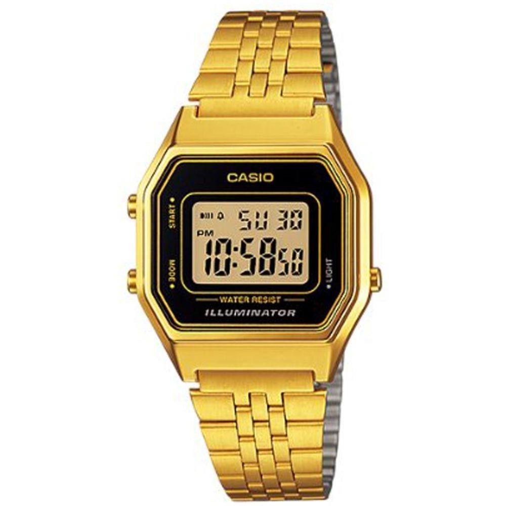 3eba4da30a9 Relógio Casio - La680Wga-1Df - Compre Agora