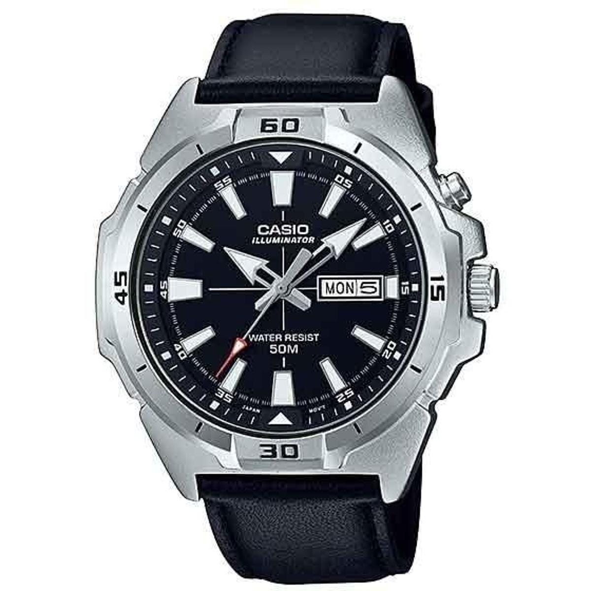 d4c945444ab Relógio Casio Mtp-E203l-1avdf-Br Masculino - Compre Agora