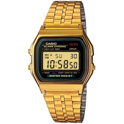Relógio Casio Vintage A159WGEA - 9A - Feminino