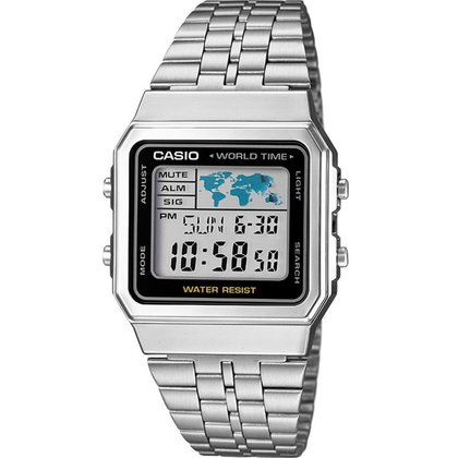 Relógio Casio Vintage Digital A500Wa-1Df Feminino