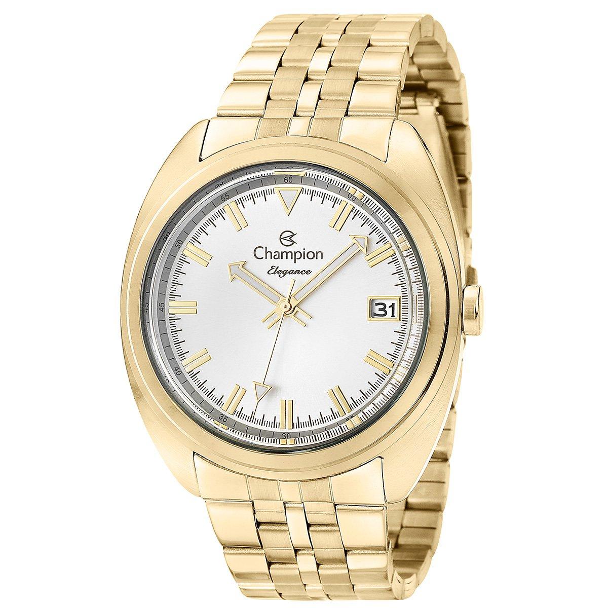 99e052013ea Relógio Champion CN27689H com Calendário - Compre Agora