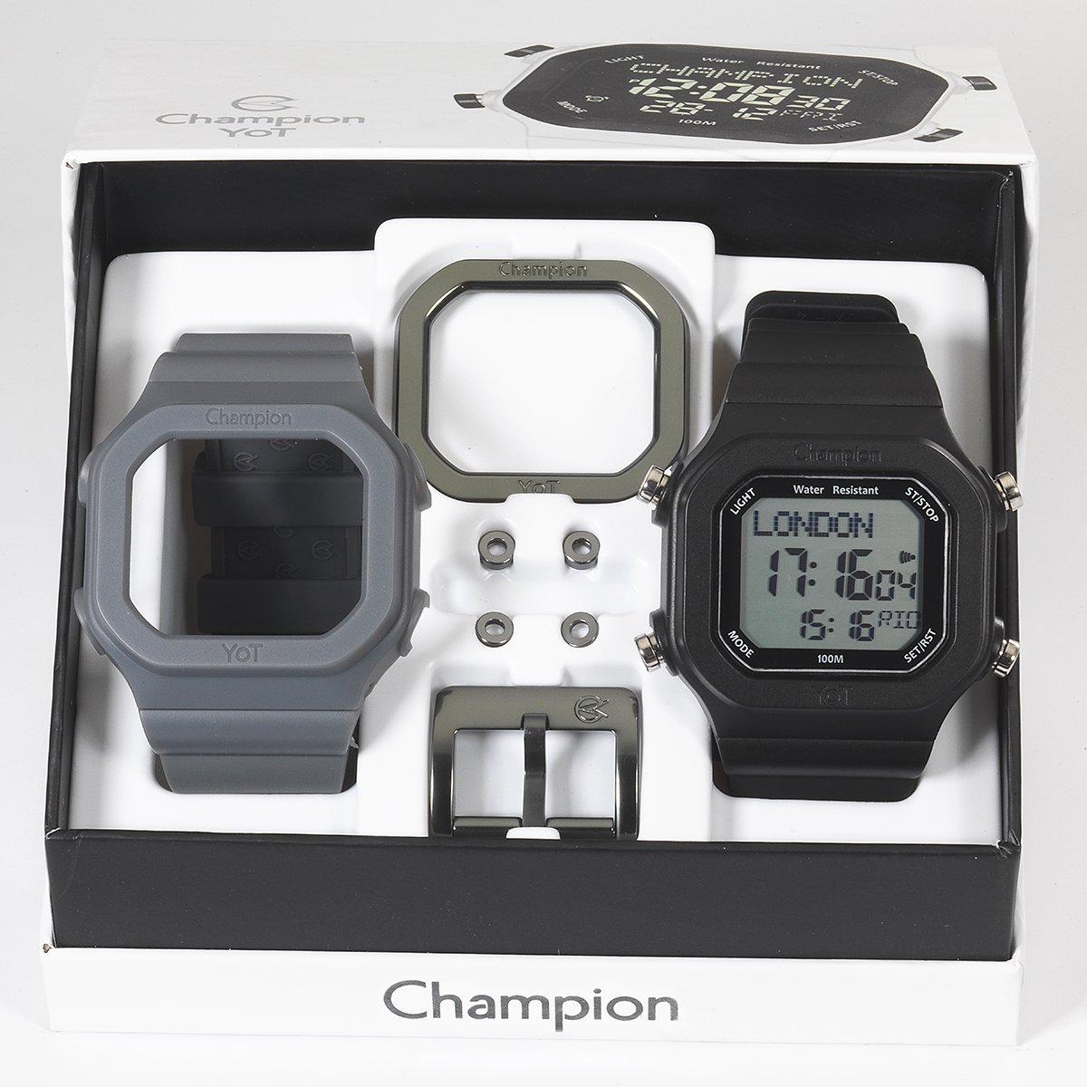 c26affc84e0 Relógio Champion YOT c  Pulseiras e Acessórios - Compre Agora
