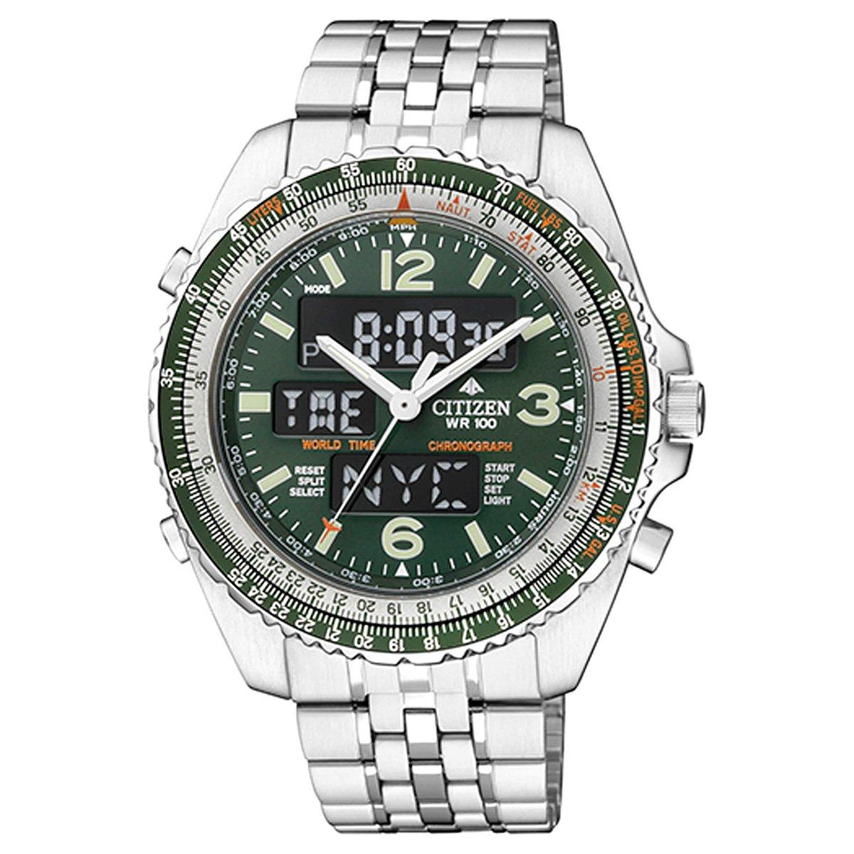 bebf2be195c Relógio Citizen Promaster TZ10075D Masculino - Compre Agora