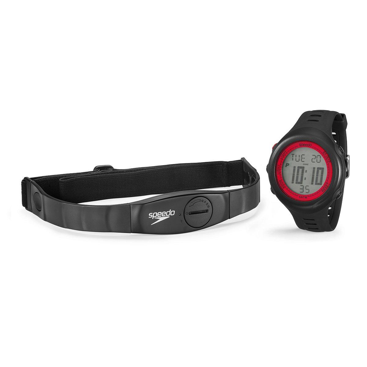 584f1ebc9a2 Relógio com Monitor Cardíaco Digital Speedo - Compre Agora