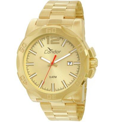 Relógio Condor Analógico - Masculino - Dourado