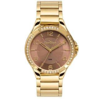 Relógio Condor Classic Dourado COPC21AEAS4S Feminino