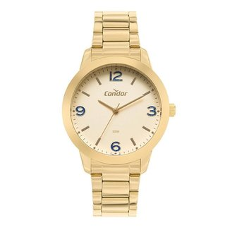 Relógio Condor Classic Dourado COPC21AEDGK4X Feminino