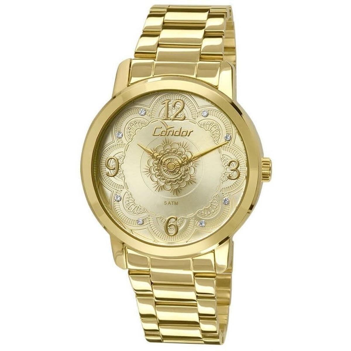 90a970f784d Relógio Condor Co2036Cn 4X - Compre Agora