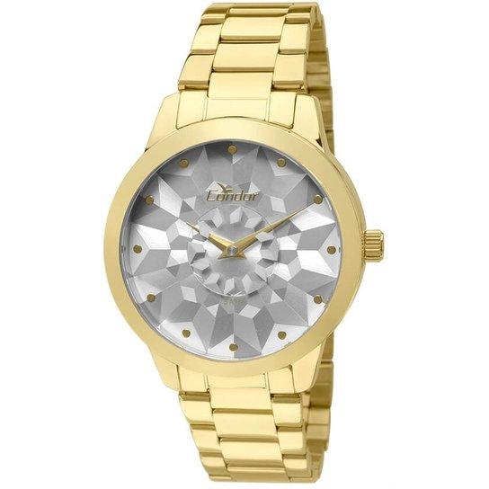 Relógio Condor CO2036KOE/4C - Dourado