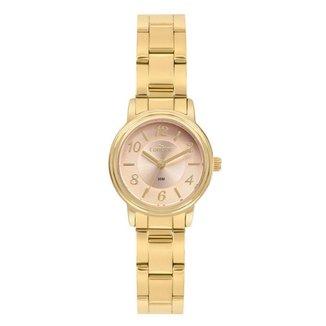Relógio Condor Eterna Dourado COPC21JAH4T Feminino