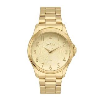 Relógio Condor Fashion Dourado CO2036MUUS4D Feminino