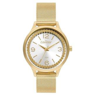 Relógio Condor Feminino  Dourado Analógico COPC21AEBXK4D