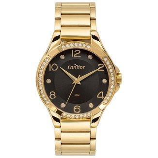 Relógio Condor Feminino  Dourado Analógico COPC21AECM4P