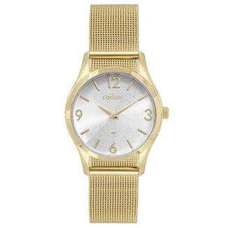 Relógio Condor Feminino  Dourado Analógico COPC21AECUK4K