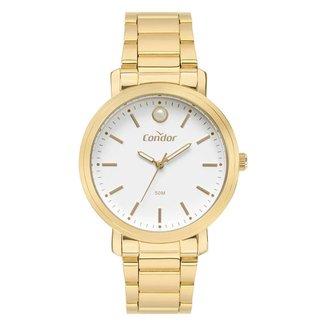 Relógio Condor Feminino  Dourado Analógico COPC21JAAK4B