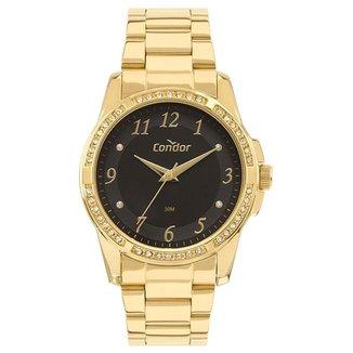 Relógio Condor Feminino  Dourado Analógico COPC21JCBK4P