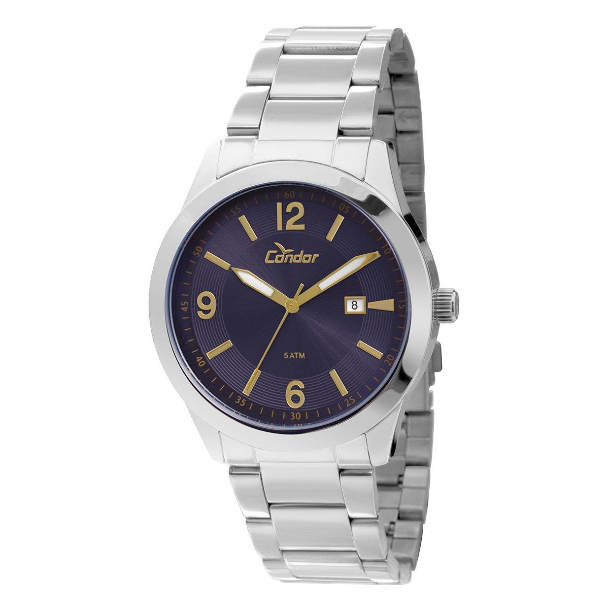 79200b9834c Relógio Condor Masculino CO2115SZ 3A - Compre Agora