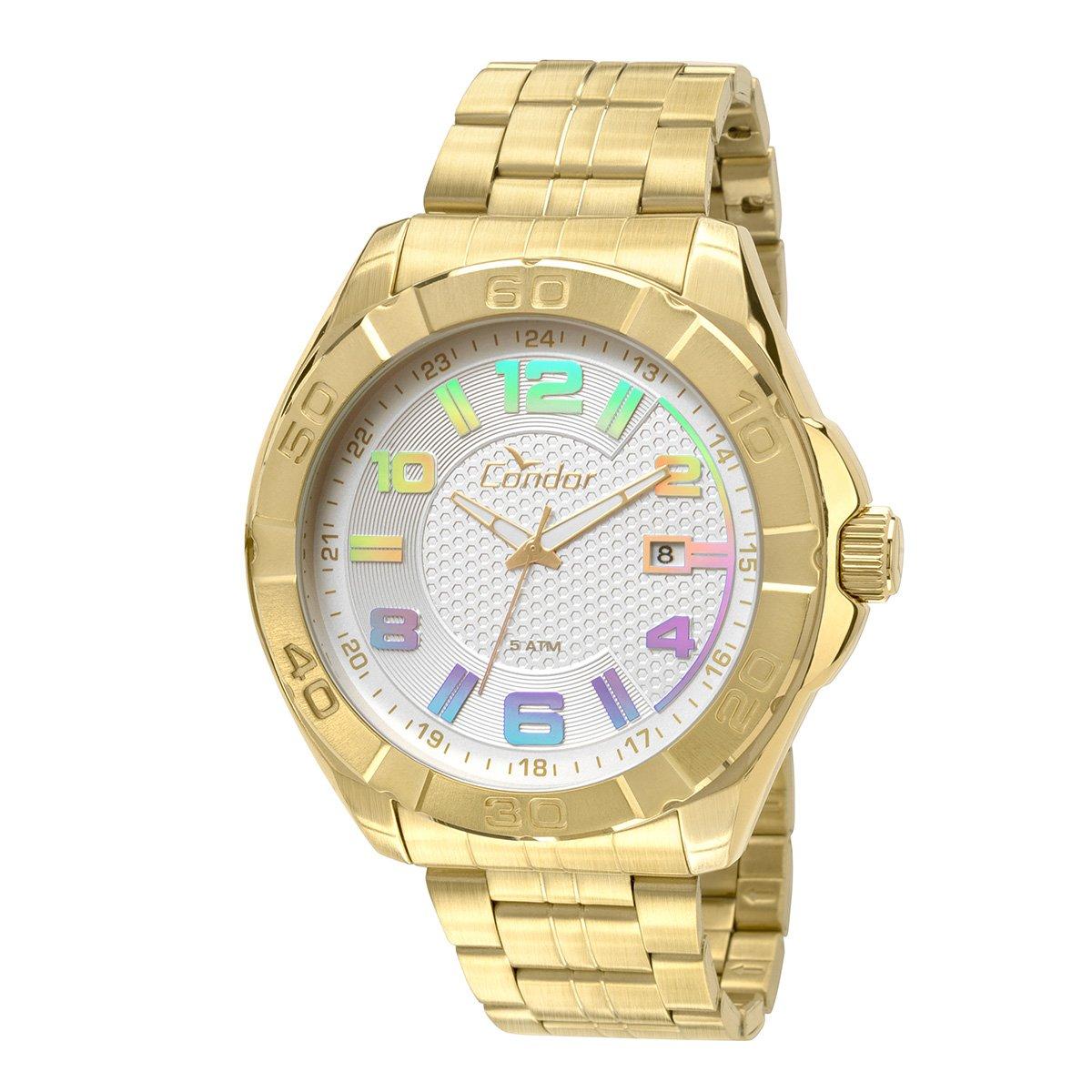 7c2669a30b5 Relógio Condor Masculino CO2415BA 4K - Compre Agora
