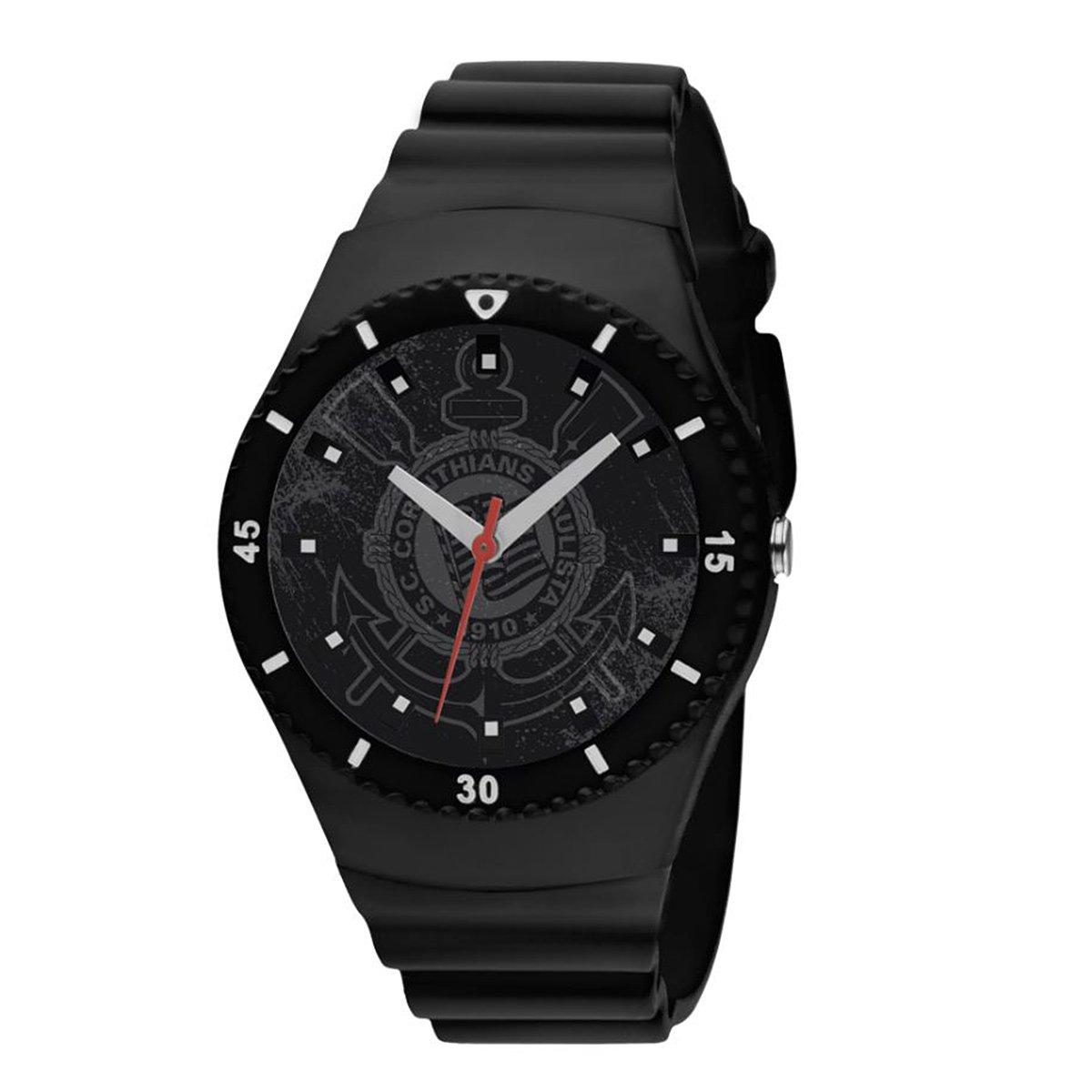 bc2a3f6814a Relógio Corinthians Technos Analógico - Compre Agora