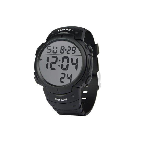 Relógio Dagg Digital Watch Gear Running Fit - Preto