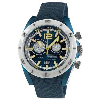 Relógio de Pulso MomoDesign Masculino Cronógrafo MD282BL-11