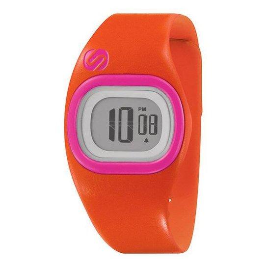 Relógio de Pulso SOLEUS Tigress - Rosa+Laranja
