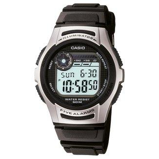 Relógio Digital Casio W-213-1AVDF Masculino