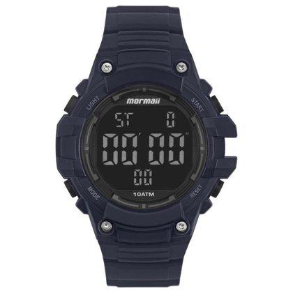 Relógio digital masculino Mormaii - MO3481AC8A