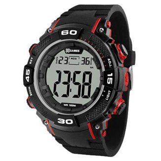 Relógio Digital  Masculino Xgames XMPPD560 Preto