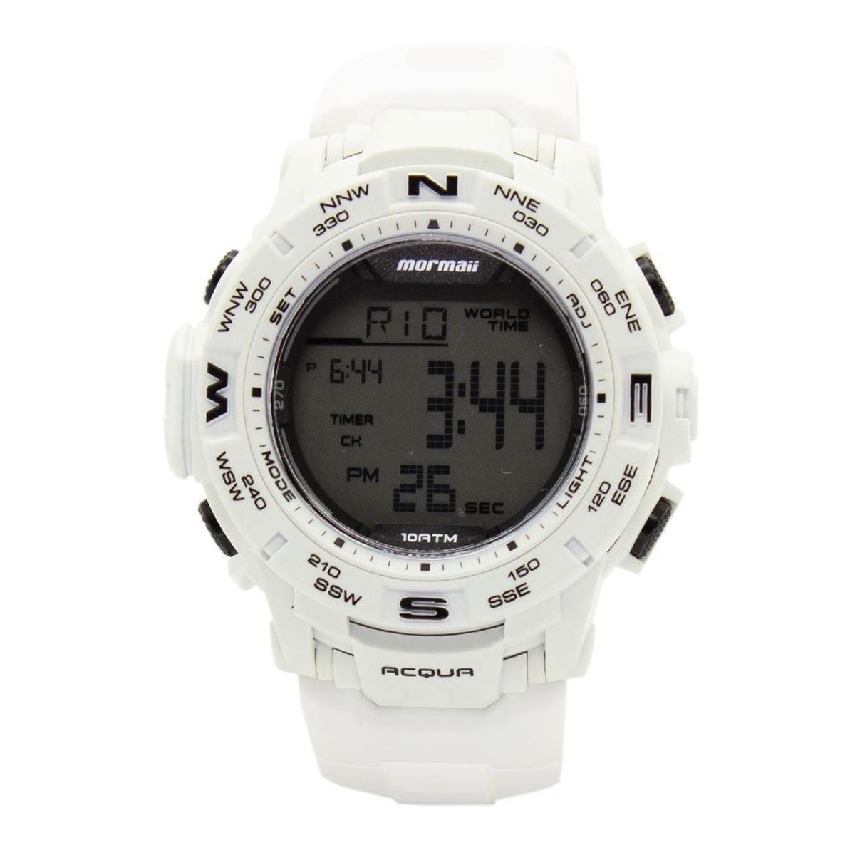 3001b1e035b Relógio Digital Mormaii Interestelar Masculino - Compre Agora