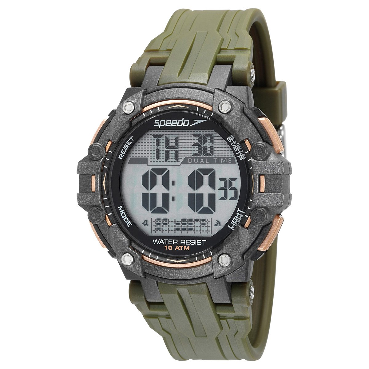 46af4193fb6 Relógio Digital Speedo 80641G0EVNP1 Masculino - Compre Agora