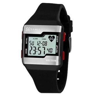 Relógio Digital  Unissex Xgames XGPPD144 Preto