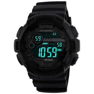 Relógio Digital Vulcano