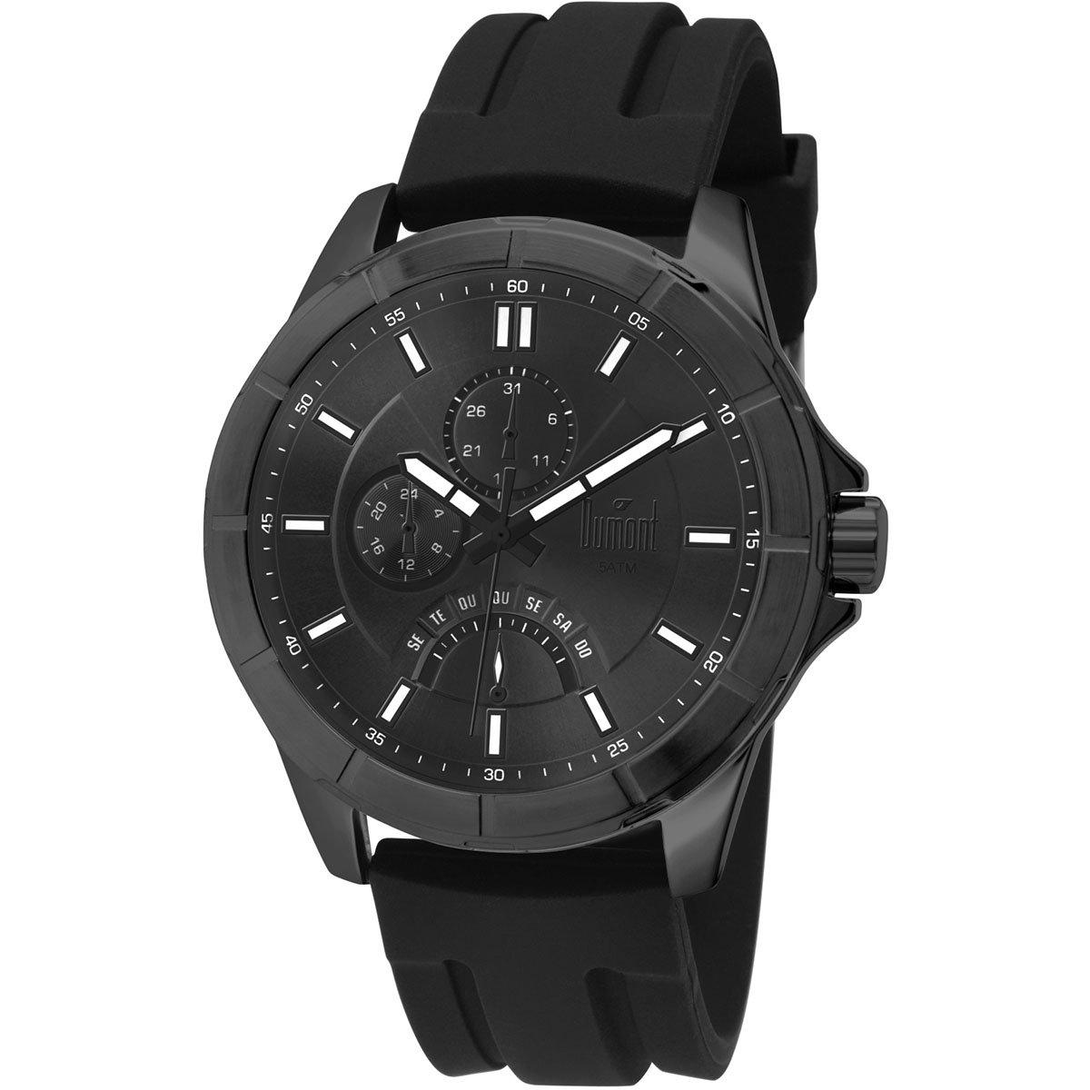 a2e2ce188fb Relógio Dumont Analógico Casual - Compre Agora