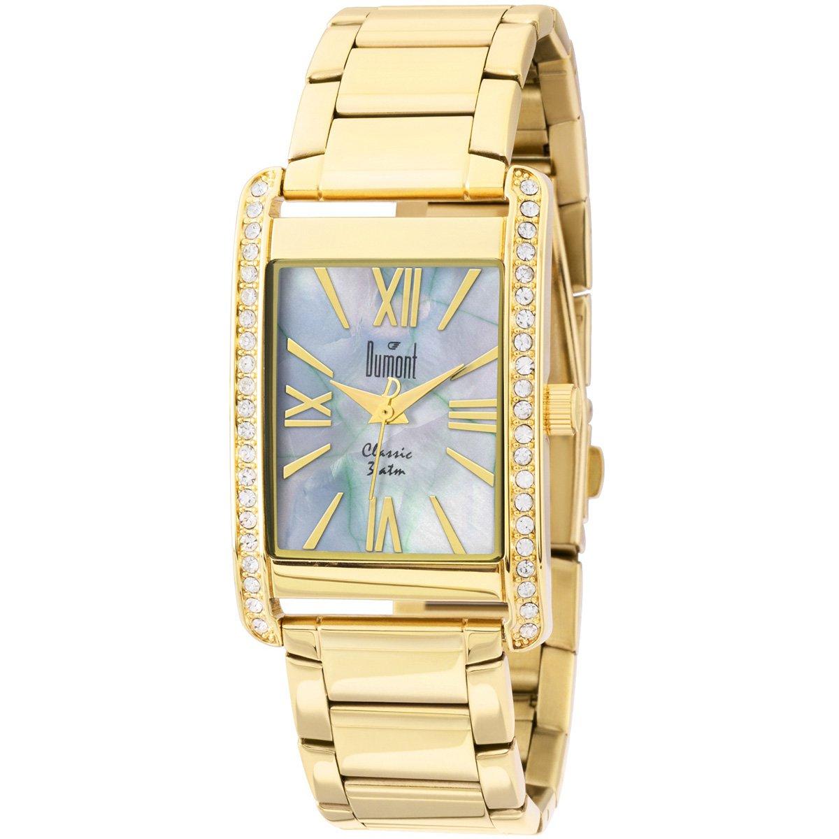 825405adf8b Relógio Dumont Analógico Classic - Compre Agora