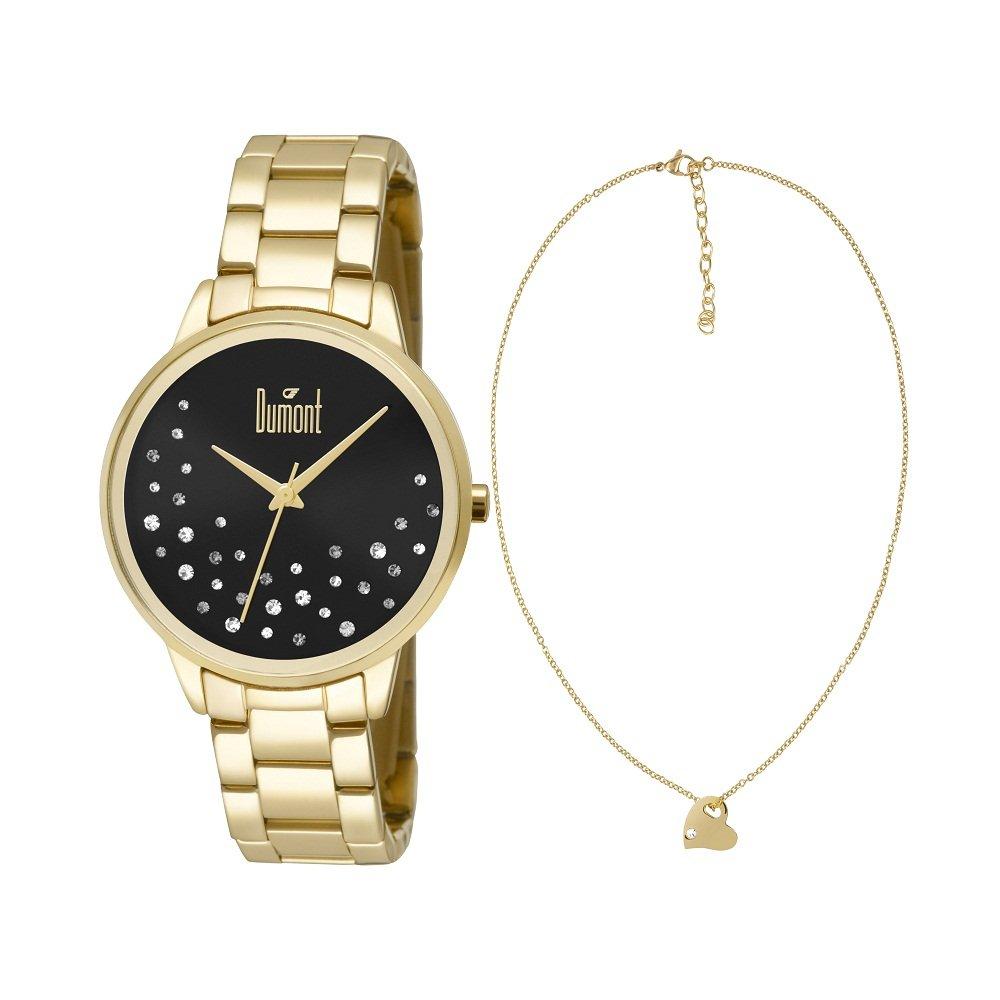 4a5a07b6055 Relógio Dumont Feminino Splendore - Compre Agora